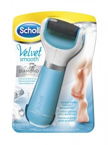 Scholl Velvet Smooth DIAMOND Elektroniczny pilnik do stóp