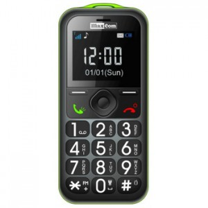 Telefon dla seniora Maxcom MM 560 BB