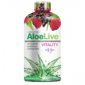 AloeLive Vitality  suplement diety - 1000 ml