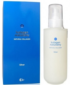 Kolagen naturalny Silver - 200ml - Natural Collagen Colway