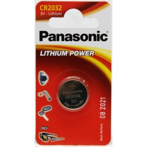 Bateria Panasonic CR2032 blister B1