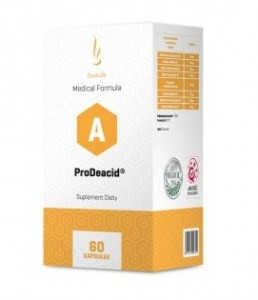 DuoLife Medical Formula ProDeacid - 60 kapsułek
