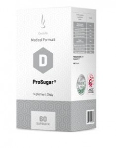 DuoLife Medical Formula ProSugar - 60 kapsułek